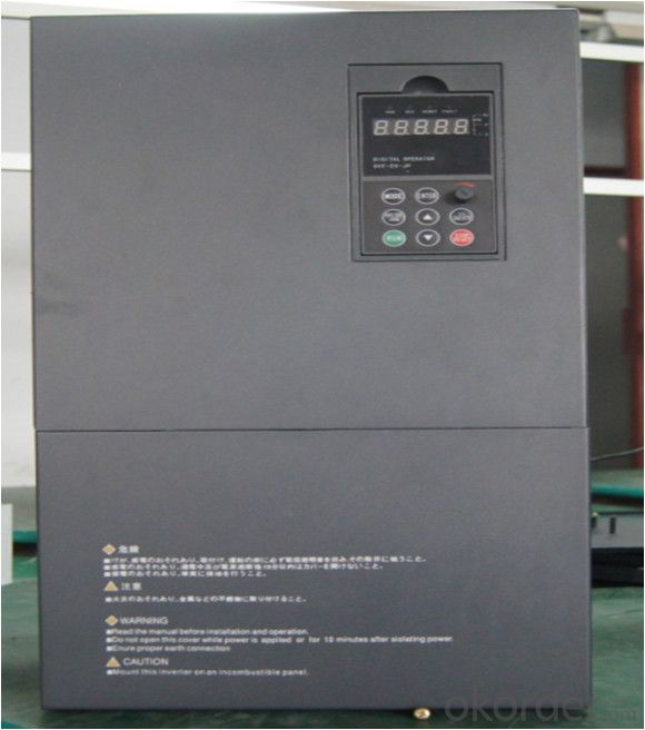 China Best Selling VFD Frequency Drive 3 phase 380V 11kw