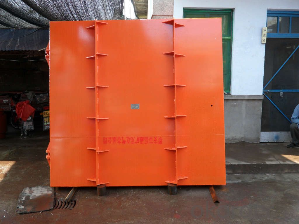 Zhongmei brand Airtight Door for underground mining