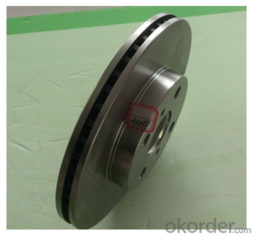 Brake Discs ISO 9001 China Supplier Brake Discs43512-52120/31439