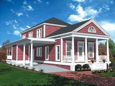 Cheap Prefabricated House For Permanent Living