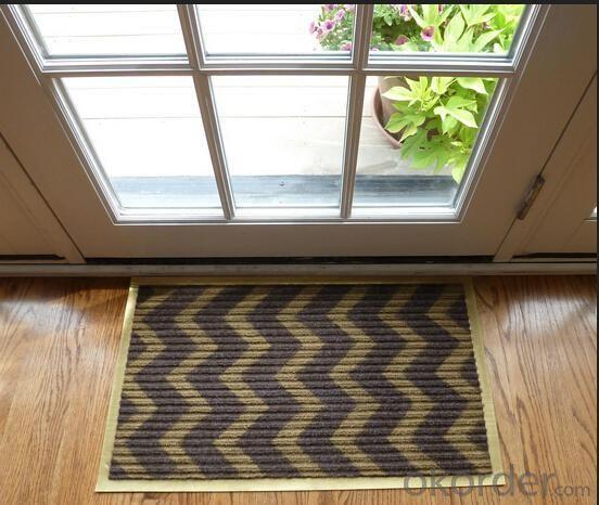 Fabric Door Mats, Environment-friendly,Various Sizes