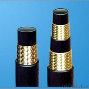Hydraulic Rubber Hose DIN EN 857 2SC  DN6