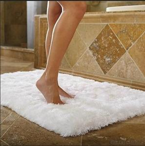 Fabric Floor Rugs, Environment-friendly,Various Sizes