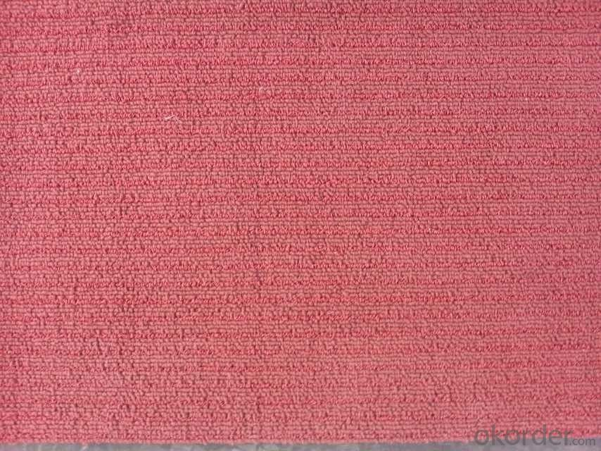 Fabric Floor Mat, Customized Requirements are Accepted, Available in Various Colors