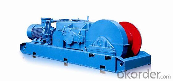 Zhongmei brand JHMB-14 Slow speed winch for mining