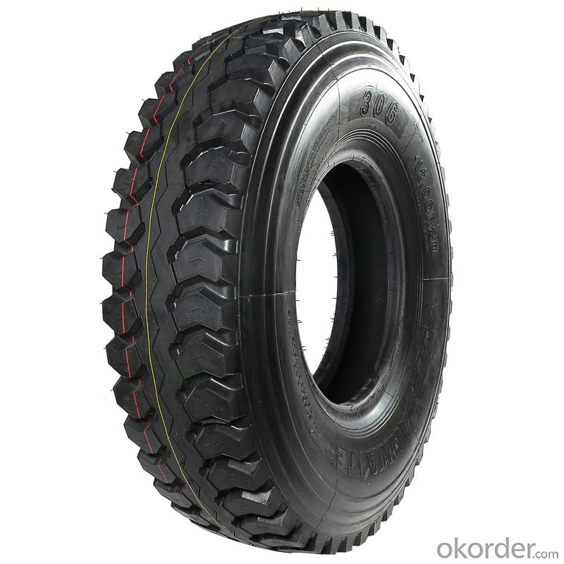 Truck Tire 245/70R17.5 All steel radial, first class quality guaranteed