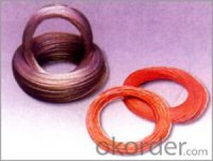 Mounting Wire uses teflon and silicone rubber as insulati