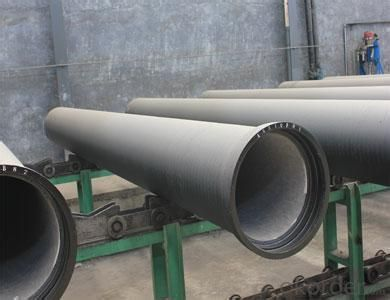 DUCTILE IRON PIPES AND PIPE FITTINGS K8 CLASS DN600