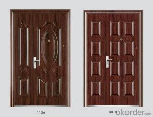 High Quality Steel Security Doors for Flats