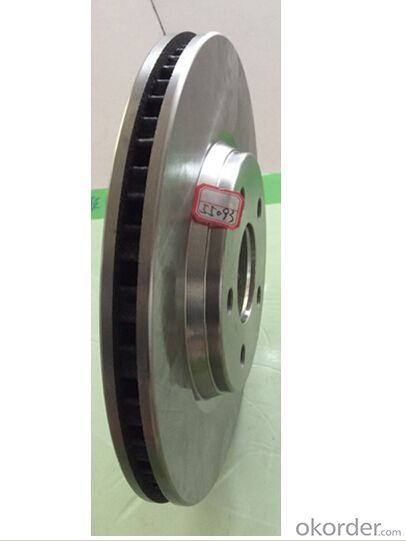 Auto car brake disc rotors oem 43512-26160