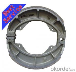 Brake Shoe for Motorcycle Spare Parts Motorcycle Parts