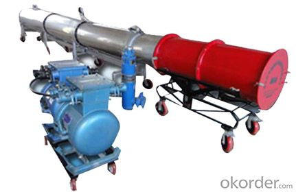 Zhongmei brand DQP-500 Fire-fighting Device