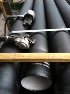DUCTILE  IRON PIPES  AND PIPE FITTINGS K9 CLASS DN350