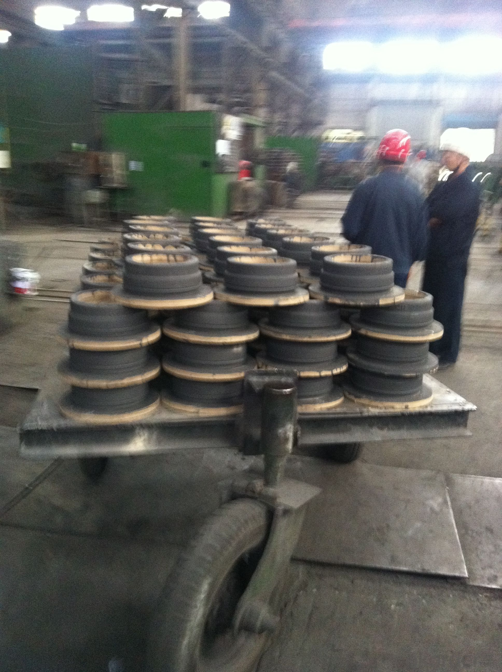DUCTILE  IRON PIPES  AND PIPE FITTINGS K9 CLASS DN450