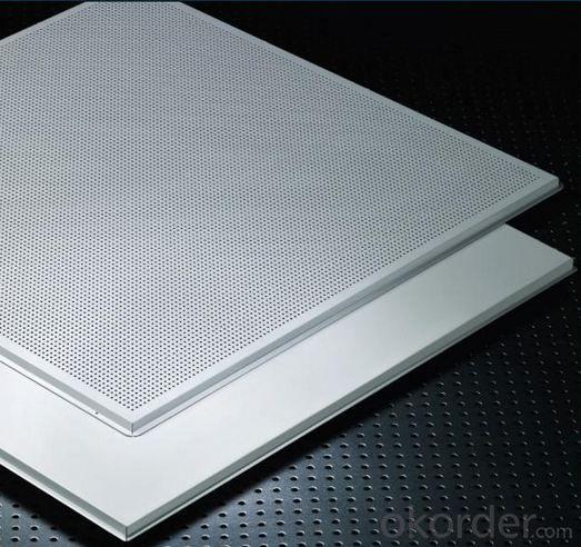 Metal Ceiling/ Clip-in Aluminum Ceiling