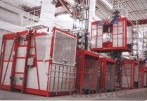 SC200 building hoist of Guangzhou machinery