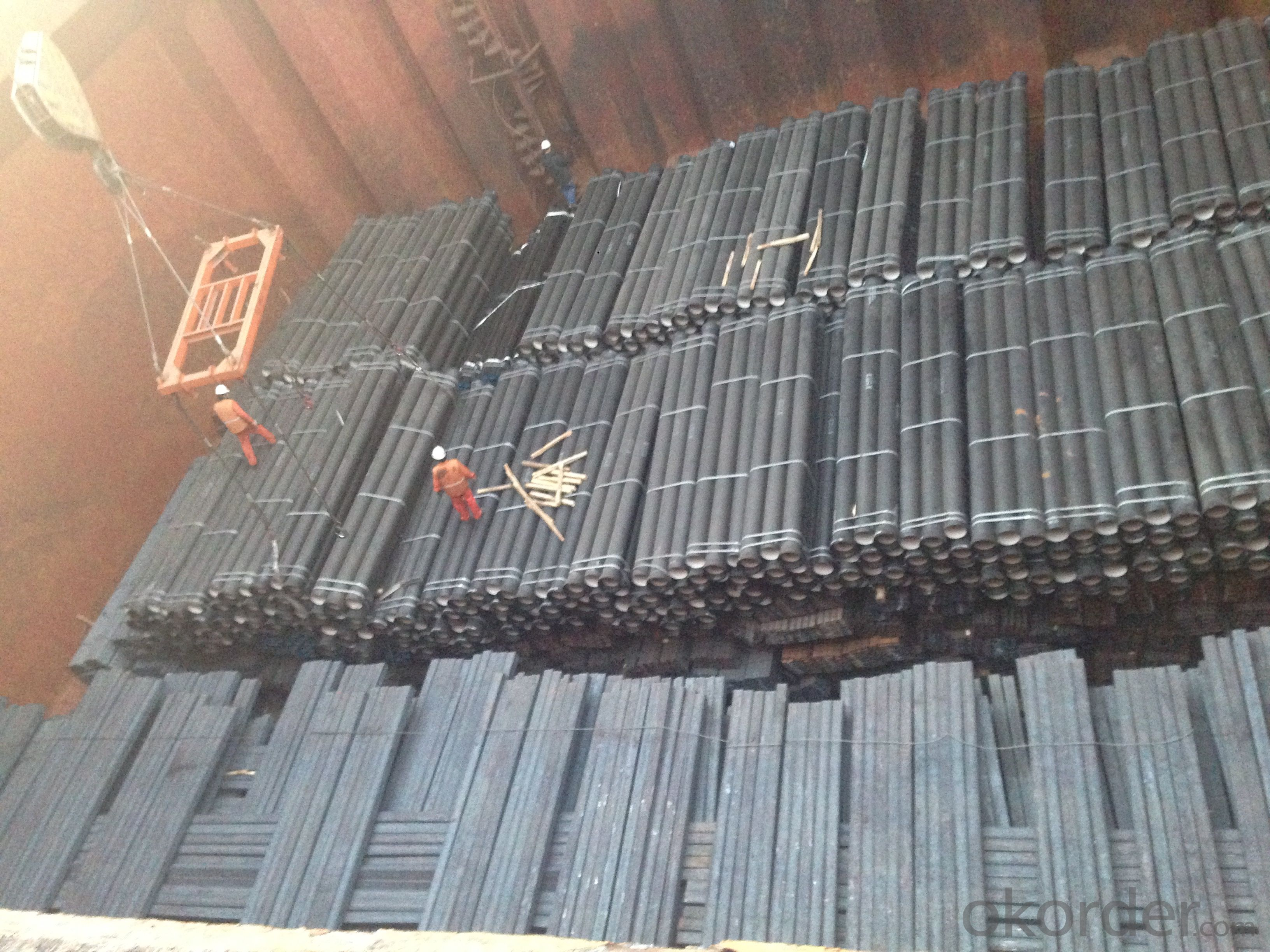 DUCTILE IRON PIPES AND PIPE FITTINGS K9 CLASS DN1800