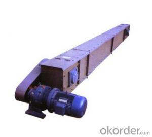 Zhongmei brand SGB Scraper Conveyor used for coal mining