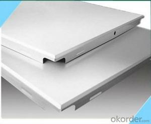 High Quality Acoustic Artistic Aluminum Composite Ceiling Board/panel