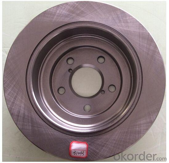 Disc Brake Rotor 55097 (25819670) Auto Brake Disc