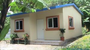 Cheap Modular House of Sandwich Panel House