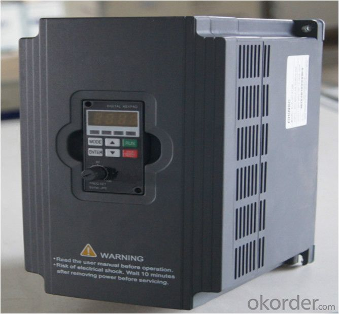 China best selling VFD Frequency Drive 3 phase 380V 55KW