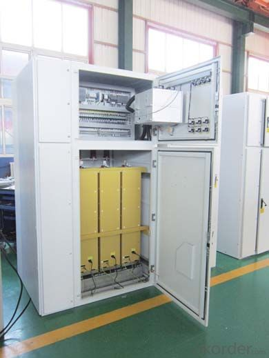 High Medium Voltage Drive 4.16KV 1500KW VFD