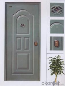 new products designs popular steel security door