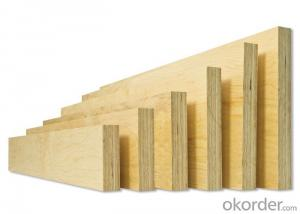 LVL  Wood Board  For Construction and Package