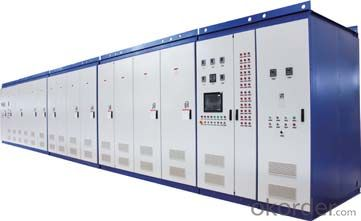 High Medium Voltage Drive 6KV 3000KW VFD