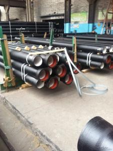 DUCTILE  IRON PIPES  AND PIPE FITTINGS K9 CLASS DN200