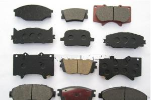Auto Brake Lining 4515, Asbestos-free, American Standard, 23K FF, OEM Orders are Accepted