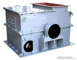 Zhongmei brand Hammer Crusher for mining site