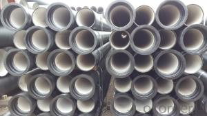 T Type Ductile Iron Pipe DN1200 socket spigot pipes
