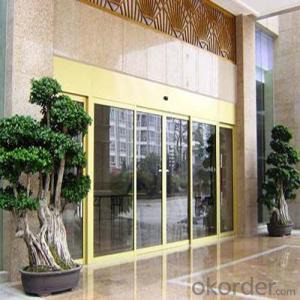 Automatic Door High Speed for Fashion Decoration