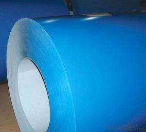 Prepainted Galvanized Steel Coil-EN 10169 S220GD+Z--High Strengh