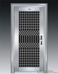 best quality Exterior steel security door