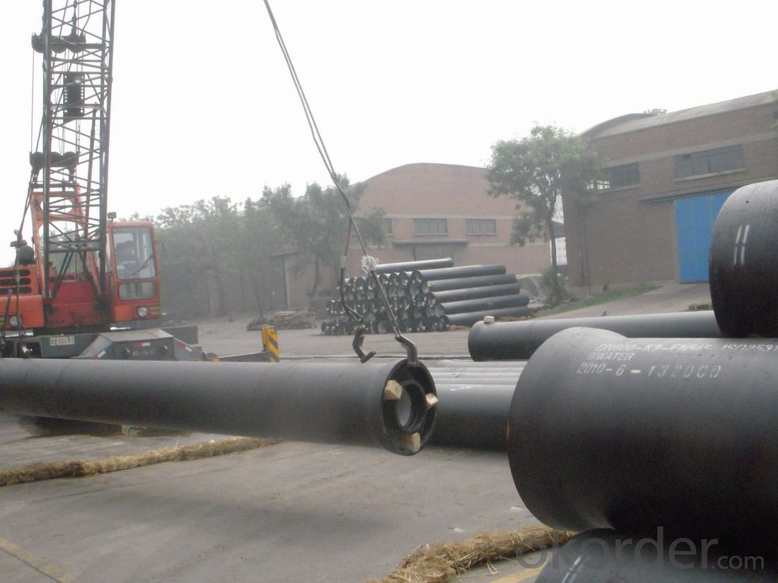 Ductile Iron Pipe ISO2531 / EN545 / EN598 K9 DN200