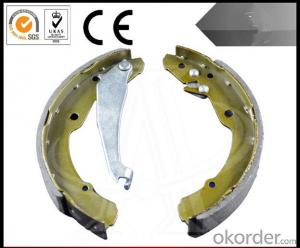 OEM  Auto Brake Shoes Truck Trailer Brake Shoe