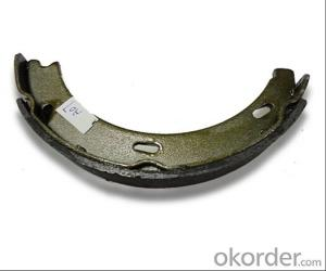 Brake Shoe car parts Brake shoes for TOYOTA OE: 04495-20100 04495-20100, 0449520150, 0449532010