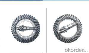 Forging Machining Gear Weight from 1kg to 75kg