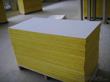 Acoustic Fiberglass Ceiling 120K density
