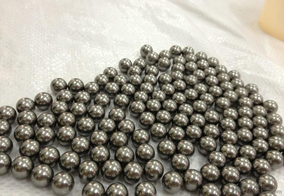 BEST QUALITY CARBON STEEL BALL WITH LOWEST PRICE