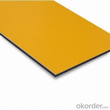 Aluminum cladding(aluminum composite panel)