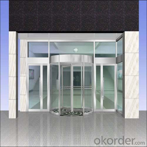 Automatic  Sliding  Glass Door for New Decoration