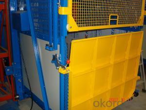 SC120/120 material lift