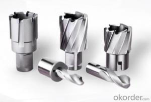 Morse Taper Shank hss drill bit/drilling tools for stainless steels