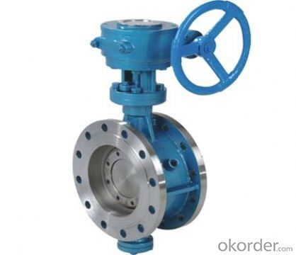 Butterfly Valve Without Pin Ductile Iron DN300