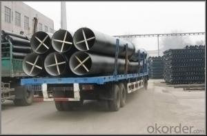 DUCTILE  IRON PIPES  AND PIPE FITTINGS  DN100
