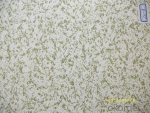 PVC Laminated Gypsum Board for Decoration